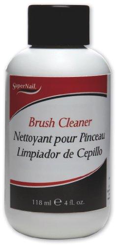 SuperNail Brush Cleaner 4oz 118ml product image