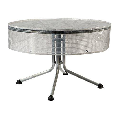 Mesa Campana mesa redonda (Diámetro: hasta 100, 25 cm de altura ...