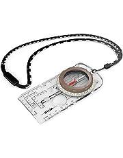 Silva 5-6400/360 kompas, volwassenen, uniseks, transparant