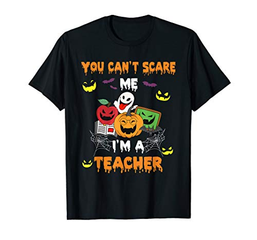 Scary Teacher Costumes Svg - Halloween Teacher Costume You Can Not