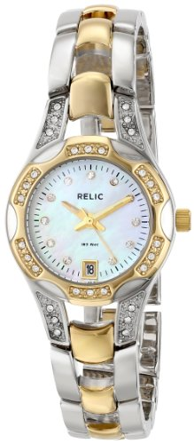 Relic Charlotte Two Tone Stainless Gold Tone product image
