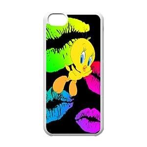 High Quality {YUXUAN-LARA CASE}Cartoon Tweety Bird For Iphone 5c STYLE-12