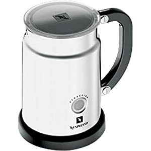 Nespresso 3190US Aeroccino Automatic Milk Frother : I use it every day. Keep it clean by