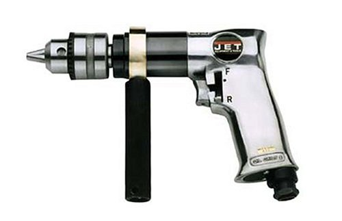 Jet JSM-704 1/2-Inch Pneumatic Drill with (Jet Air Tool Drill)