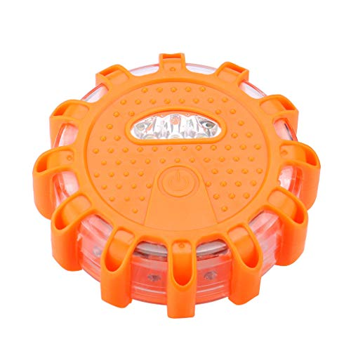 UMFun LED Road Flares Emergency Lights Roadside Warning Car Safety Flare Kit ()