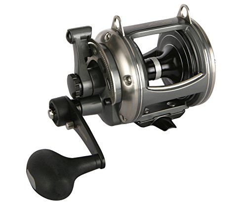 Okuma Solterra SLX - Carrete de Arrastre, Two Speed, SLX-20II, 400yds-40LB