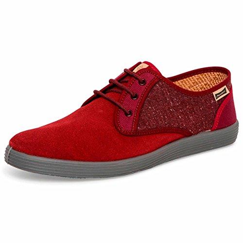 Zapato Sisto Combi2 Burdeos de Maians - Size - 44