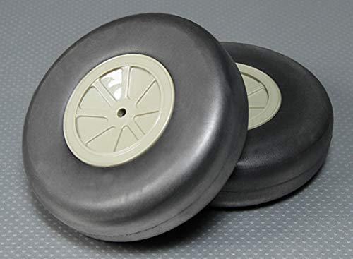 SKB family Light Foam Wheel (Diam: 127, Width: 38mm) (2Pcs/Bag)