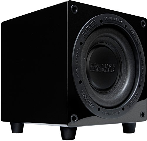 Earthquake Sound MiniMe FF8_V2 8-inch Front Firing Powered Mini Subwoofer