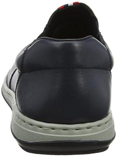 Cordones 14 Azul Zapatillas 17365 Hombre 14 sin para Rieker nz5RIpxwn