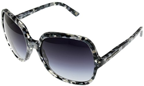 Dolce & Gabbana Sunglasses Womens DG4075 1624/8G Shiny Grey - Dolce Discount Gabbana Sunglasses