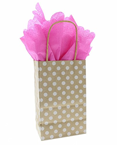 Stuffing Gift Bags With Tissue Paper - 8