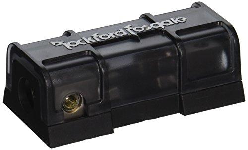 - Rockford Fosgate Platinum Plated AGU Style Fused Distribution Block