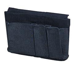 Duro-Med Walker Bag, Multi-Pocket Walker Accesories Bag, Blue Denim