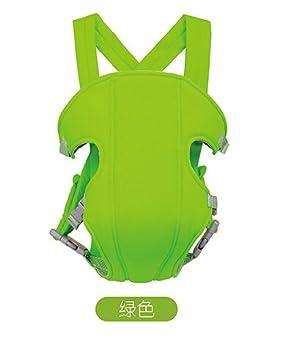 c257af849d6c Hivel 3 en 1 Respirante Porte Bebe Kangourou Echarpe de Portage Ventral  Dorsal Transporteur Sac Baby