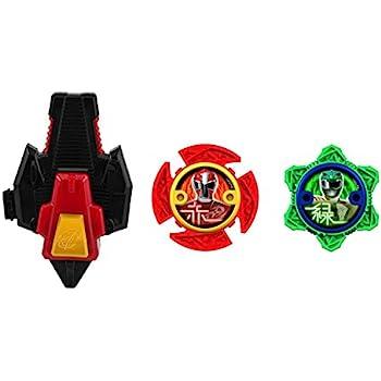 Amazon.com: Power Rangers Super Steel Ninja Power Star Pack ...