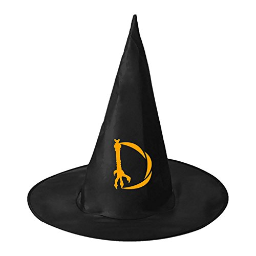 Letter D Halloween Dance Party Hat Witch Hat Cap Costume (Dillon Day Halloween Costume)