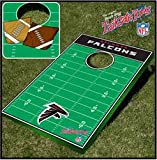 Atlanta Falcons NFL Football Field Bean Bag Toss Game