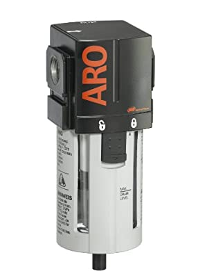 "ARO F35341-400-VS Air Line Filter, 1/2"" NPT - 150 psi Max Inlet"