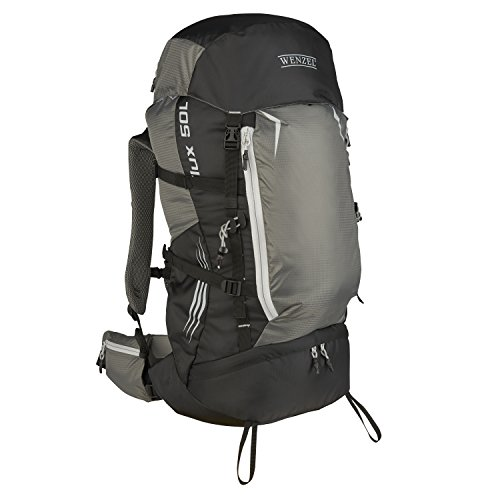 Cheap Wenzel 50 L Flux Trail Pack, Grey