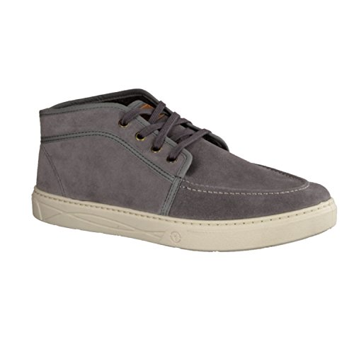 Natural World 822-823 - Herrenschuhe Boots / Stiefel, Grau, leder Grau