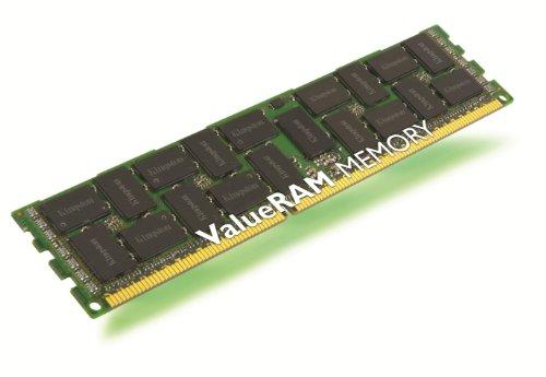 Kingston Technology 8GB 1600MHz DDR3 ECC Reg CL11 DIMM 2Rx8 VLP Server & Workstation Memory KVR16R11D8L/8