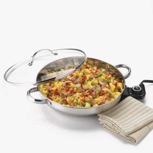 The 8 best electric skillets stainless steel