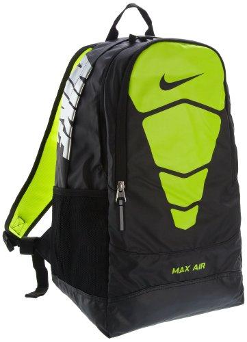 e69c826aad39 Nike MAX AIR Unisex (L) 34 Liters Backpack Bookbag Dark-Neon Green ...