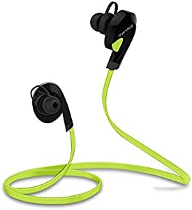 Marsboy CI142 Wireless Bluetooth V4.0 Swift Sports Sweatproof Stereo Earphones (Green)