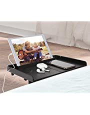 Forzaddik Floating Nightstand Bed Side Shelf Tray, for Bunk Bed/Dorm/Kids Room