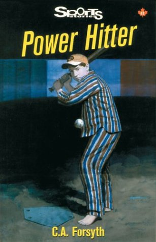 book cover of Power Hitter
