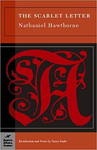 The Scarlet Letter Barnes Noble Classics Nathaniel Hawthorne