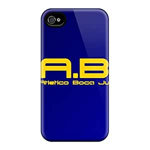 New Boca Juniors Cases Compatible With Diy For Ipod 2/3/4 Case Cover