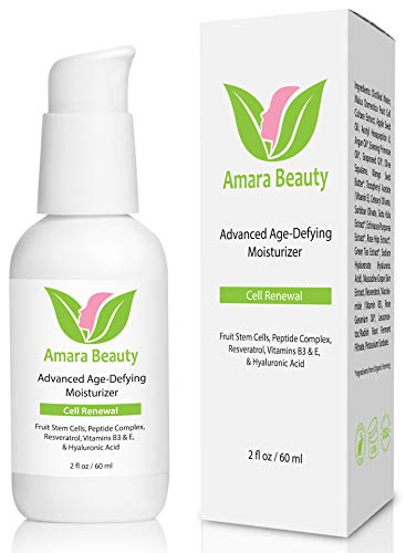 (Anti Aging Face Cream Moisturizer with Resveratrol & Peptides, 2 fl. oz.)