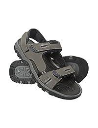 Mountain Warehouse Z4 Mens Sandals - Sturdy Grip Summer Walking Shoes