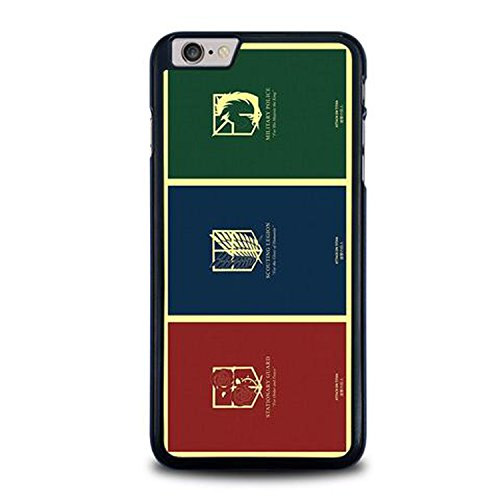 Coque,Attack On Titan Case Cover For Coque iphone 5 / Coque iphone 5s