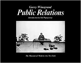 amazon public relations garry winogrand tod papageorge photo