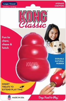 Kong Classic Jouet pour Chien Taille L product image