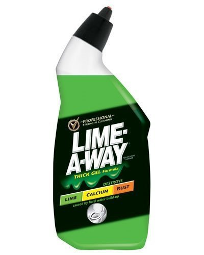 - LIME-A-WAY Liquid Toilet Bowl Cleaner, 24 Ounce