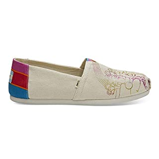 TOMS Sesame Street X Vintage Crew Foil Printed Canvas Women's Classics 10013637 (Size: 7) (B07H11QZLY) | Amazon price tracker / tracking, Amazon price history charts, Amazon price watches, Amazon price drop alerts