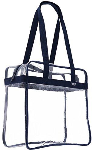 Ensign Peak Clear Tote Bag NCAA