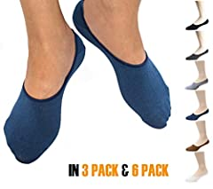 Thirty48 Team has designed a perfect, true No Show Socks to add styles into your daily wear. Don't sacrifice style and fashion for comfort, now you can have socks that not only made for popular low cut shoes but also help your feet stay cool ...