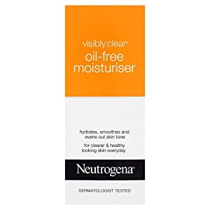 Neutrogena Visibly Clear Oil-Free Moisturiser, 50ml
