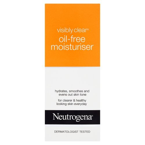 Price comparison product image Neutrogena Visibly Clear Oil-Free Moisturiser (50ml)