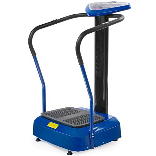 goodyusstore Easy to Operate, Great for Gaining Muscle, Slim Full Body Vibration Platform Crazy Fit Massage Fitness Machine