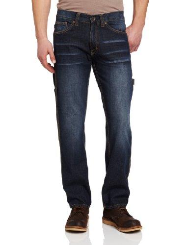 - U.S. Polo Assn. Men's Slim Straight Carpenter Jean,  Blue, 31x30