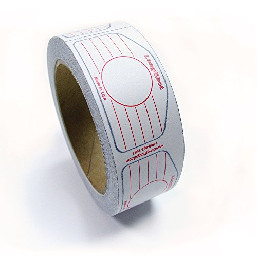 Jumbo Label Roll - Universal Irons