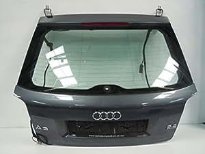 Audi A3 8P 3 puertas con portón trasero, color gris: Amazon.es ...