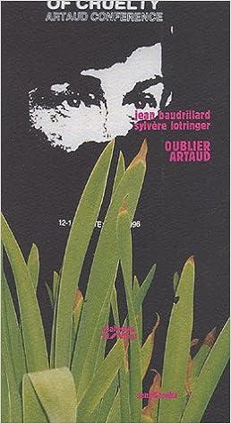 Livre gratuits Oublier Artaud epub, pdf