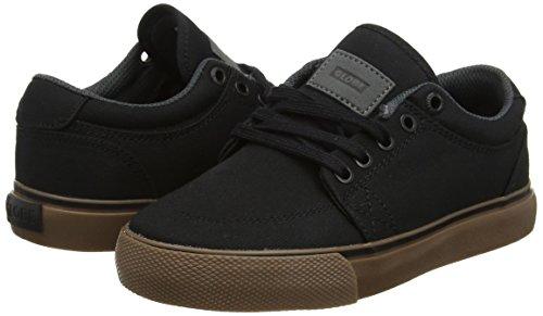 0 Globe Bambini Unisex Gs Tobacco black Scarpe Da Nero Skateboard – pRnvBpwq